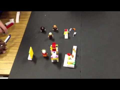 Menaul School Lego Robotics - 12/27/2012