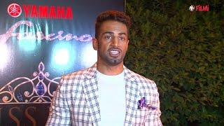 Upen Patel gives weird reaction on Karishma Tanna question | Filmibeat