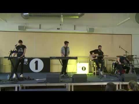 Bastille perform Laura Palmer on Radio 1&#039;s Breakfast Show Tour
