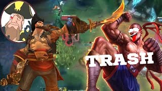 Tobias Fate - ARE ALL TOBIAS' JUNGLERS TRASH? | League of Legends