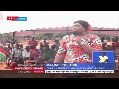 President Uhuru Kenyatta Malindi visit triggers strom