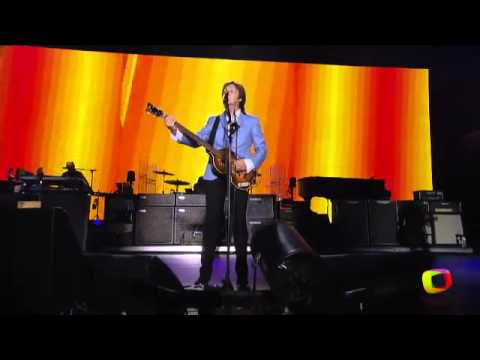 Hello Goodbye - Paul McCartney live Brazil 2011