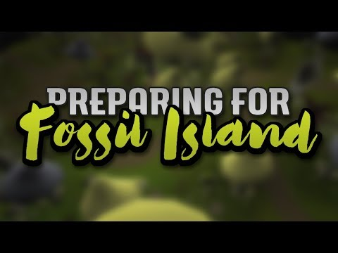How to Prepare for Fossil Island's Release (OSRS)