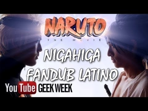 Nigahiga - Naruto The Movie- (official Fake Trailer) Fandub Latino By Longcat video
