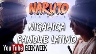 Nigahiga - Naruto The Movie- (Official Fake Trailer) Fandub Latino by Longcat