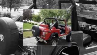 Jeep CJ7  Speaker Box Concept 2009 Part Two