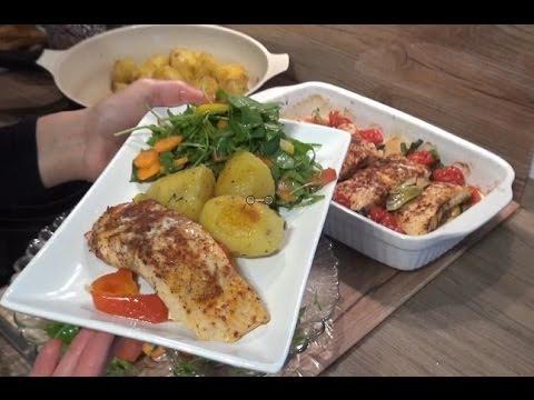 Fırında Somon Balığı Tarifi Videosu