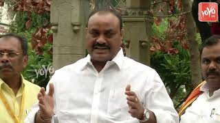 Atchannaidu Fires On YS Jagan Govt Over KIA Motors Issue | Buggana Rajendranath Reddy