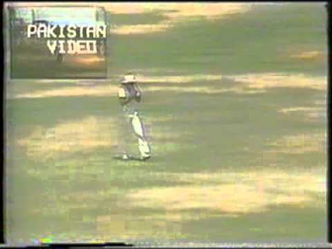 #PiPY Archive Pakistan vs India 1987 Bangalore Part 1
