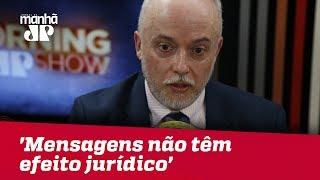 Ex-procurador não vê Lava Jato enfraquecida: 'Mensagens não têm efeito jurídico'