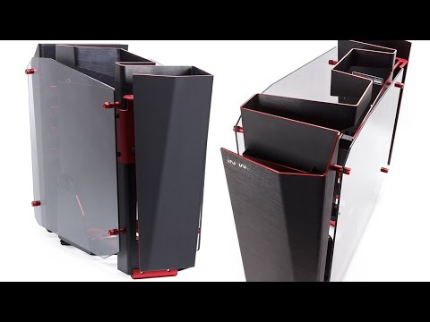 In Win S-Frame pc behuizing review - Hardware.Info TV (Dutch)