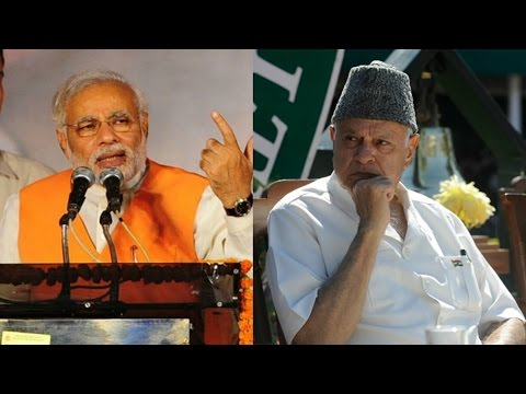 Ex CM Farooq Abdullah Sensational Comments on BJP Govt