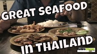 How Much Does a Great Seafood Meal Cost in Thailand?