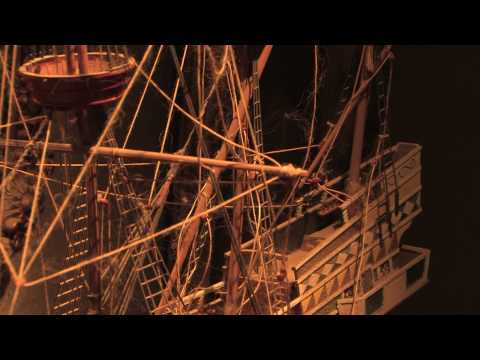 Canon XH A1 Video Test Featuring The Ghost Ship