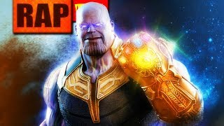 Rap do Thanos // Estalar de Dedos // TK RAPS (Produced by RockItPro)