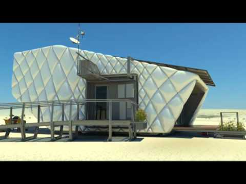 SCI-Arc/Caltech s Solar Decathlon 2011 Video Walkthrough