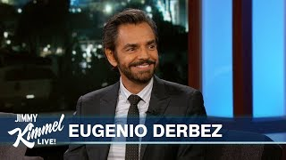 Eugenio Derbez on Dora the Explorer Movie & Working Out with Guillermo