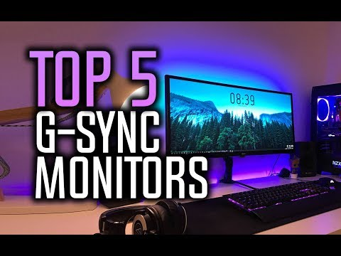 Best G-Sync Monitors in 2018 - Which Is The Best G-Sync Monitor?