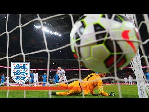 Wayne Rooney Penalty v Slovenia