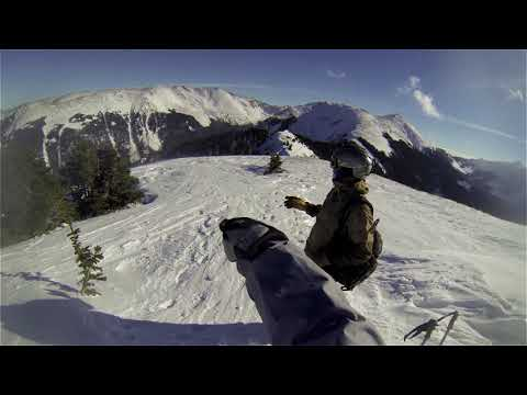 Taos from Top to Bottom. Roschetzky Snowboarding