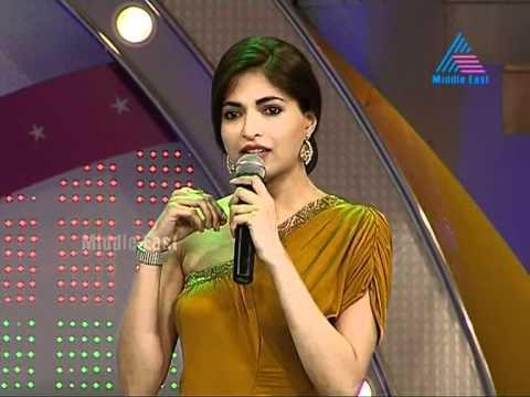 Parvathy Omanakuttan in Star Singer