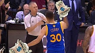 "NBA ""Fined"" Compilation"