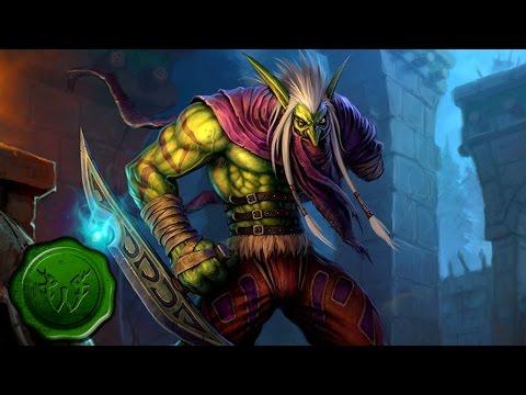 История Зул'джина [Warcraft]   Вирмвуд