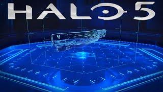 Halo 5: Guardians - HoloLens Experience E3 2015