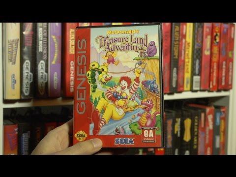 McDonald's Treasure Land Adventure (Sega Genesis) Review by Mike Matei
