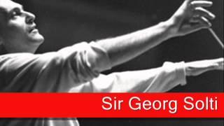 Sir Georg Solti Wagner Die Walküre 39 Ride Of The Valkyries 39