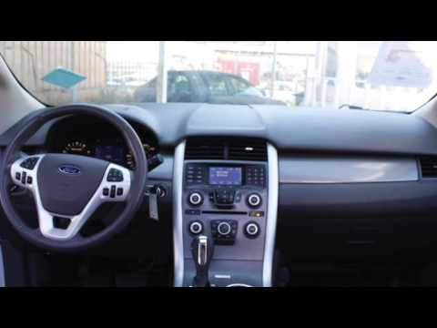 Ford Edge 2013 Full Loaded Options,