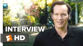 The Conjuring 2 Interview - Patrick Wilson (2016) - Horror Movie HD