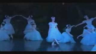 Ballet La Sylphide POB Mathieu Ganio Aurelie Dupont