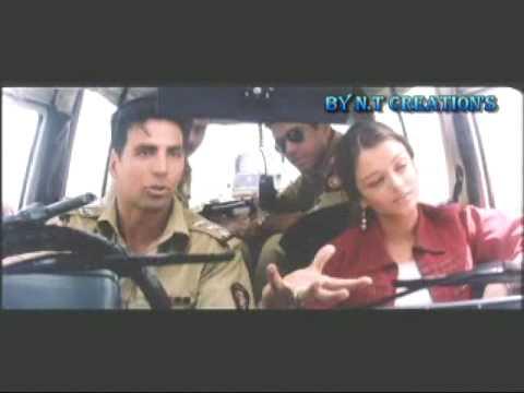 akshay kumar comedy scene from khakee
