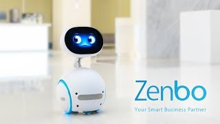 Zenbo B2B Service Kicks Off  | ASUS