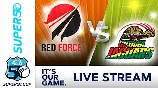 Super50 Cup - Full Match   Trinidad v Guyana   Saturday 13 October 2018