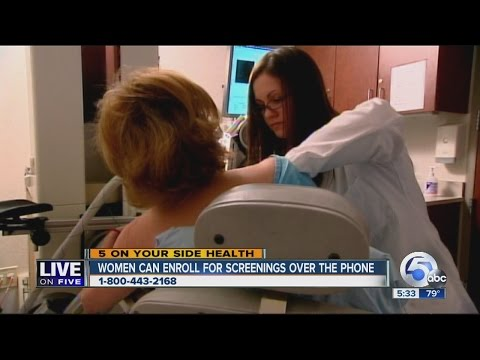 Lo5: Breast and Cervical Cancer Project aims to get more women life saving screenings