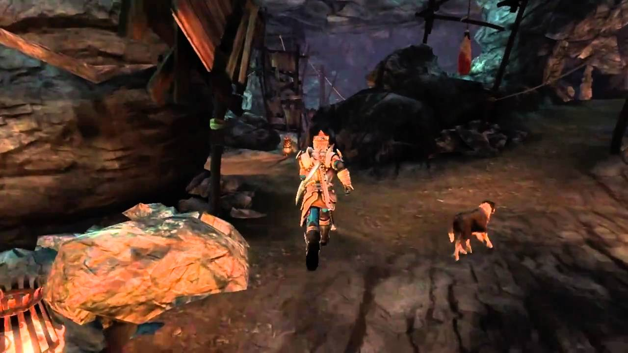 How to get to the sunset house on fable 3 xcodeh - youtube