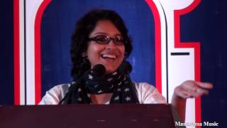 ABCD - Aparna Gopinath Speaking during 101 day Celebrations of Malayalam Movie ABCD