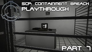 Final preparations | SCP: Containment Breach - Playthrough [Part 7]