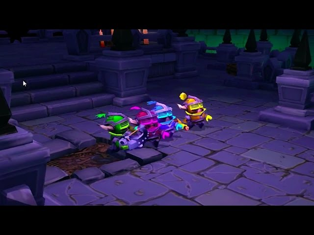 Super Dungeon Bros Gameplay Teaser Trailer