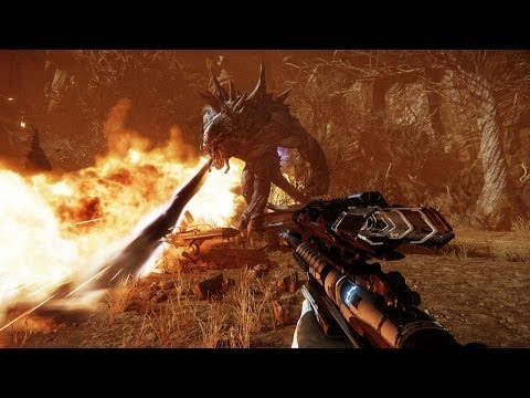 Greg is a Monster in Evolve - IGN Conversation
