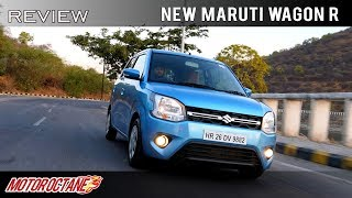 New Maruti Wagon R 2019 | Review in Hindi | MotorOctane