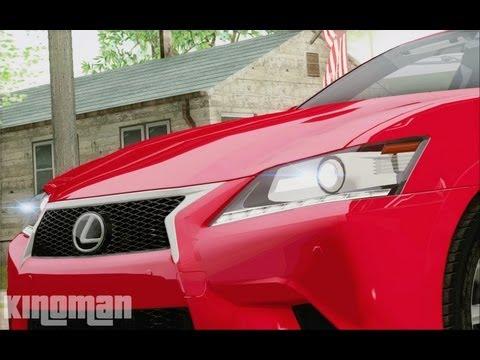 Lexus GS 350 F Sport Series IV
