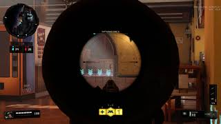 BLACK OPS 4 NEW GAME MODE SNIPING GAMEPLAY