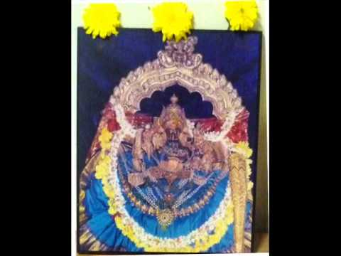 Sahana---Adi Composition On Mysore Sri Chamundeswari