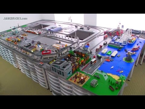 JANGBRiCKS LEGO City update & walkthrough Feb. 27, 2014