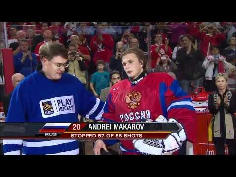 World Junior Gold Medal: Sweden vs. Russia 1/5/12