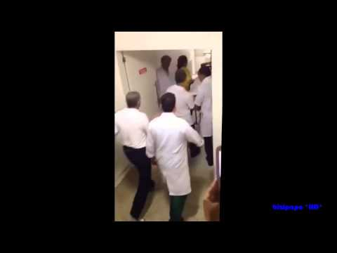 Neymar Arrives at Hospital   Out of Brazil World Cup 2014   Vertebra Injury   Arriving Video FULL1