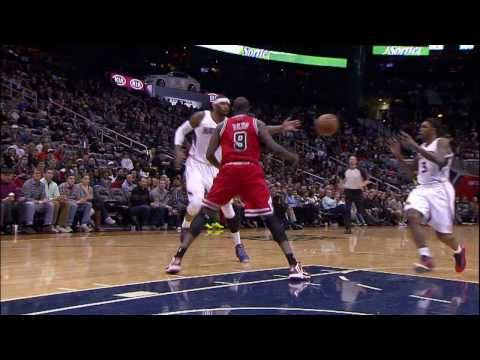 Atlanta Hawks Top 10 Plays of the 2013 Season